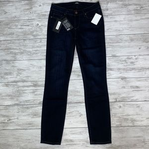 Paige Verdugo Ankle Mid Rise Ultra Skinny Jeans 27